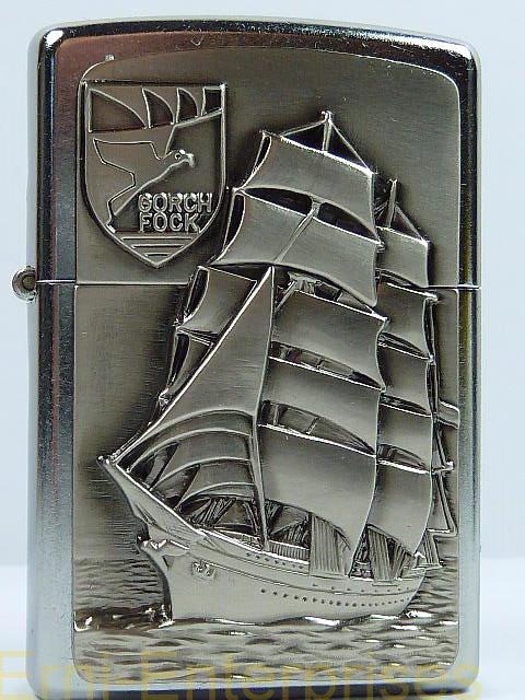 zippo gorch fock schiff emblem auf wunsch mit pers nlicher gravur neu ebay. Black Bedroom Furniture Sets. Home Design Ideas
